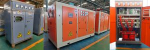 induction melting furnace part-medium frequency power supply