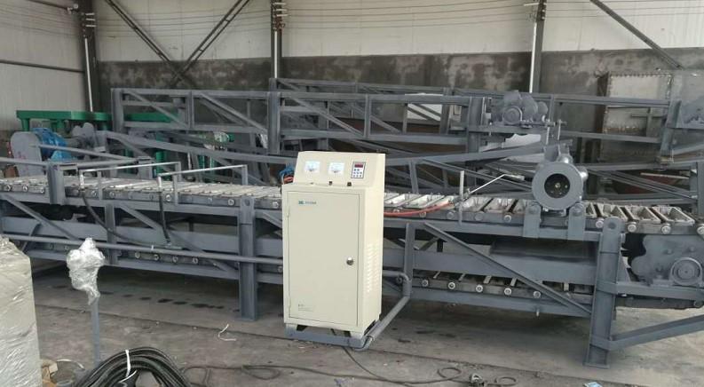 Aluminum Ingot Casting Machine site