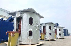 aluminum shell furnace