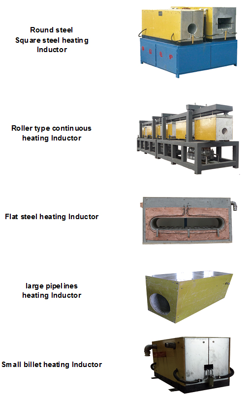 induction heating equipment models