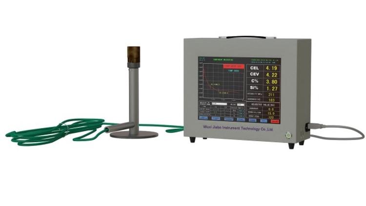 JB-TS6 Molten Iron Quality Thermal Analyzer