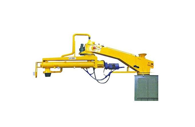 Wheel-type Sand Mixer machine