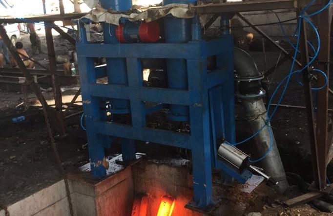 billet machining machine 1