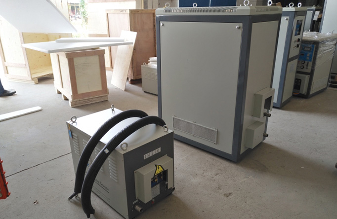 Super audio frequency heating machine 2