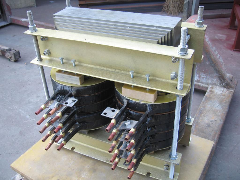 Induction melting furnace reactor
