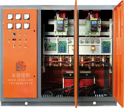 KGPS dual rectifier intermediate frequency power supply