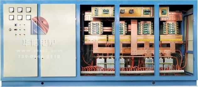 IGBT series resonance intermediate frequency power supply