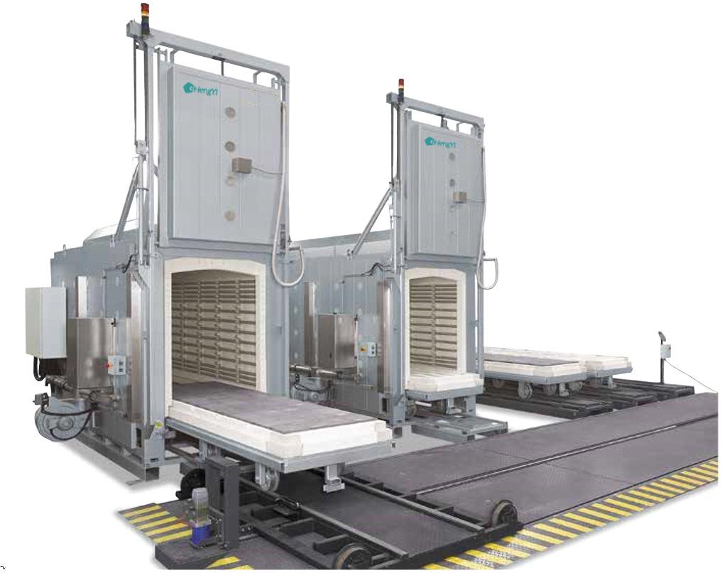 trolley furnace,Resistance Heating Furnace